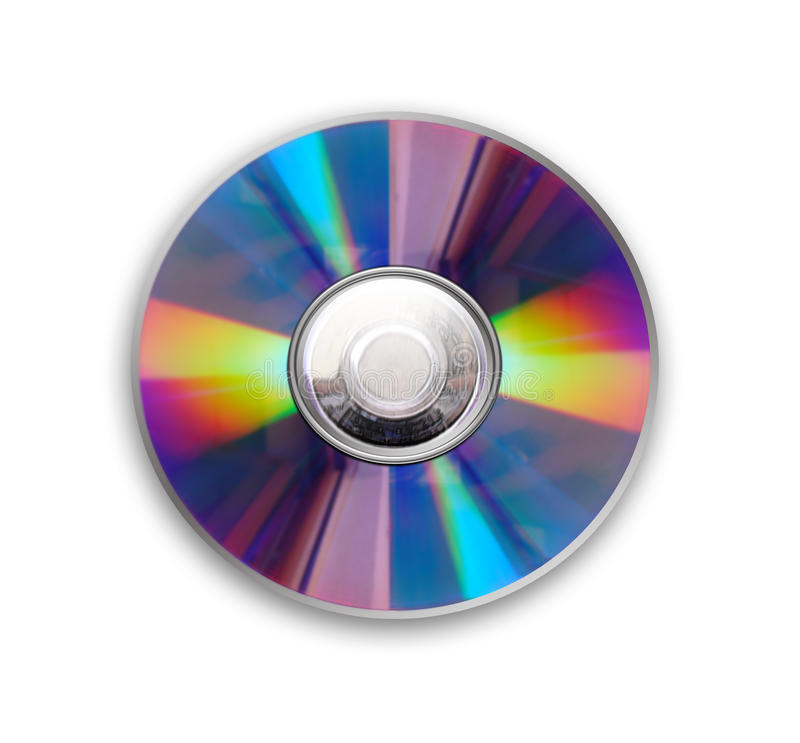 cd dvd стоковая фотография rf
