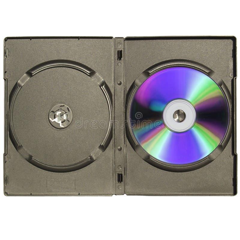 CD of DVD stock fotografie