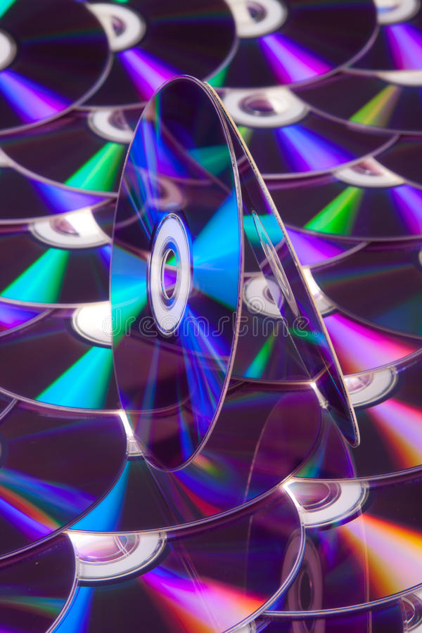 Free Cd Dvd Stock Photography - 16811422