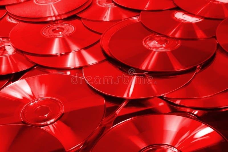 CD/DVD imagem de stock