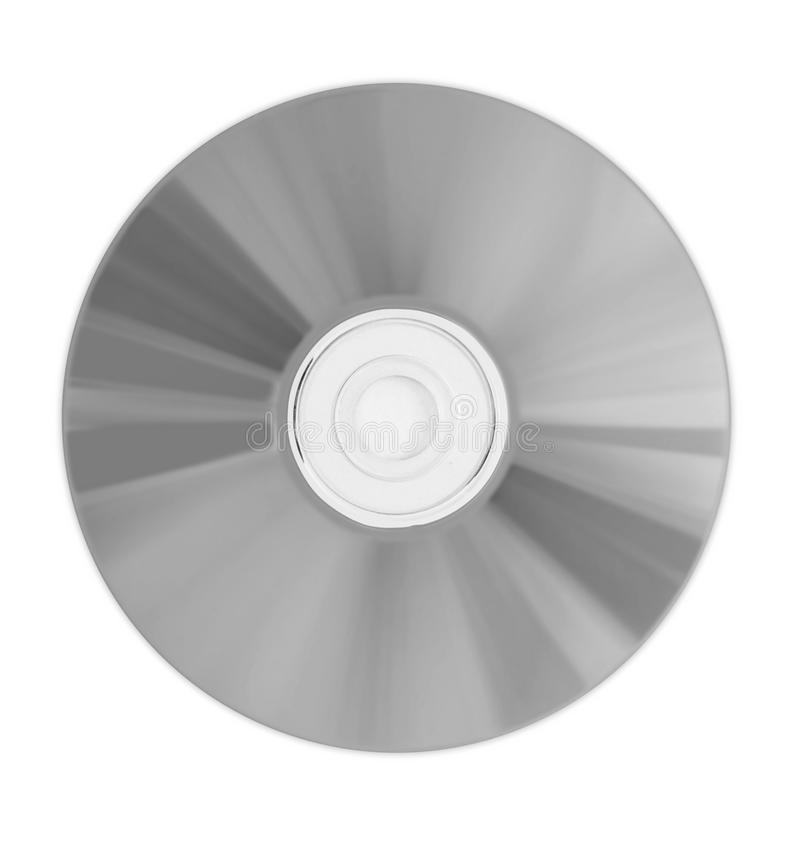 CD DVD Bluray. Cd, dvd, bluray disc isolated on white background stock image