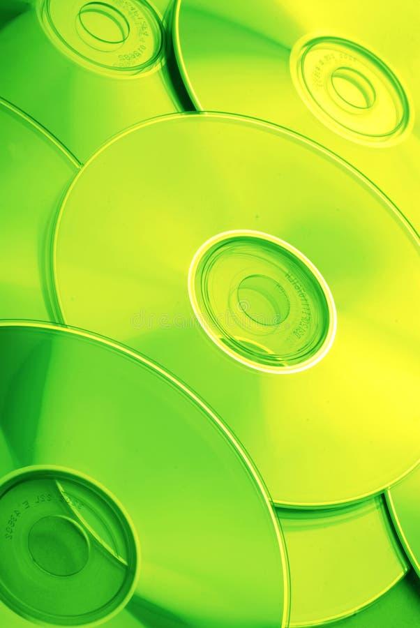 Cd e dvd imagens de stock