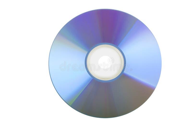 CD en blanco o DVD fotos de archivo libres de regalías