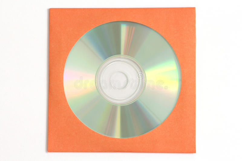 CD gegevensopname stock foto's