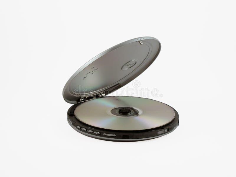 CD-giocatore fotografia stock