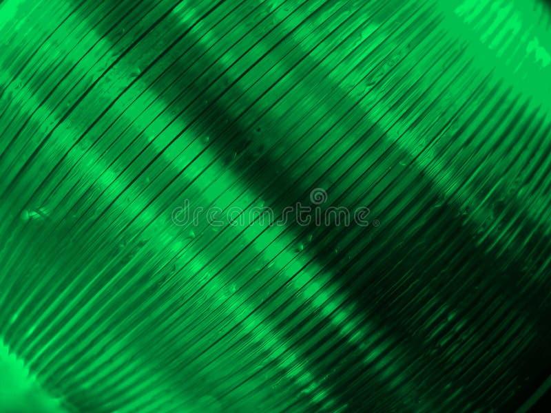 Cd Im Grün Lizenzfreie Stockbilder