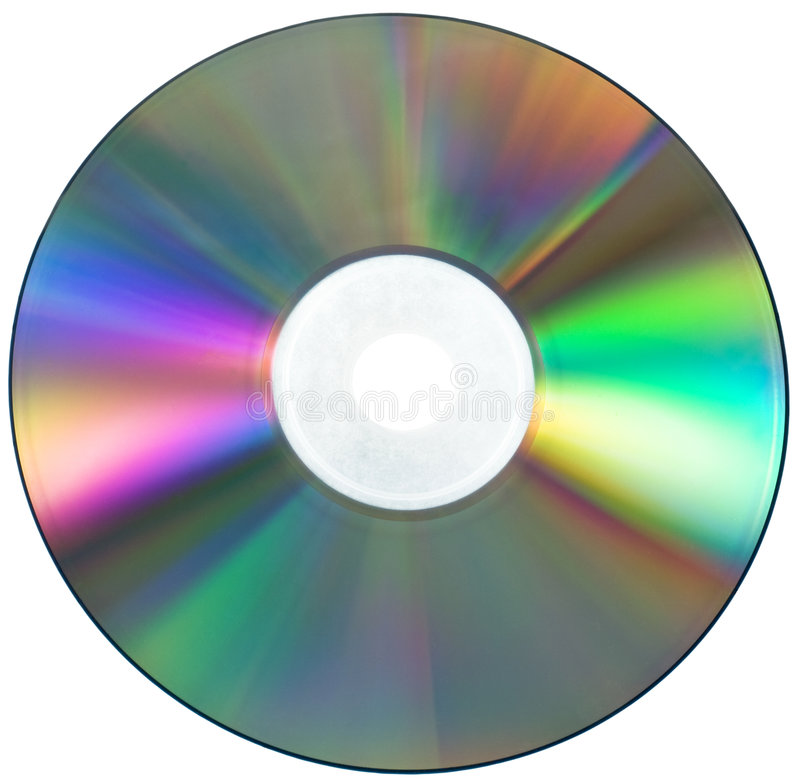 Download Cd isolated on white stock image. Image of colorful, white - 4597919