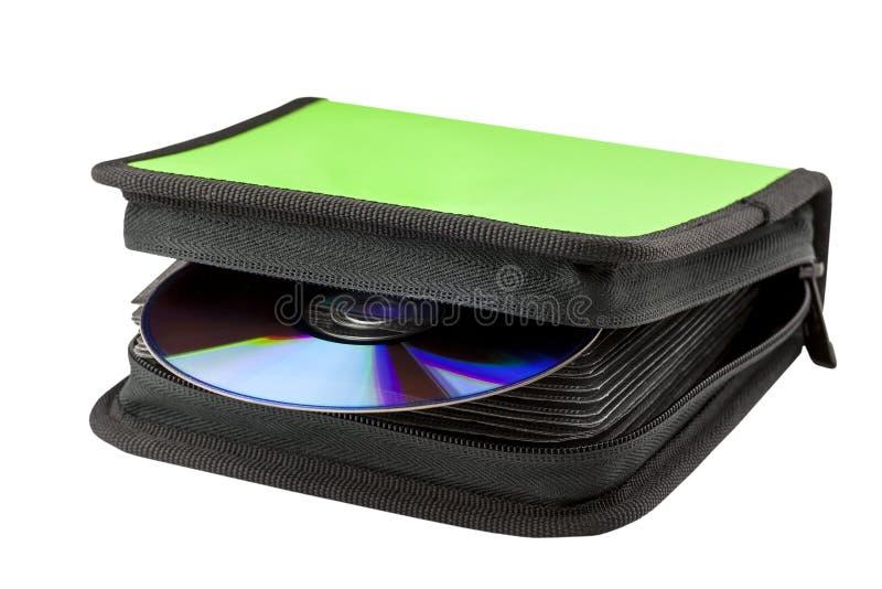 CD Kasten lizenzfreies stockbild