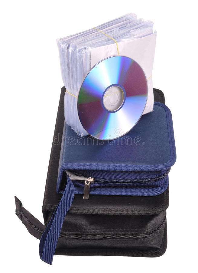 Download Cd kit - path stock image. Image of recording, music - 10944535