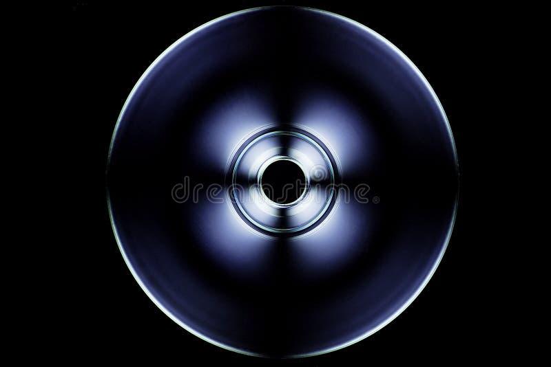 cd mörkt fält arkivbild