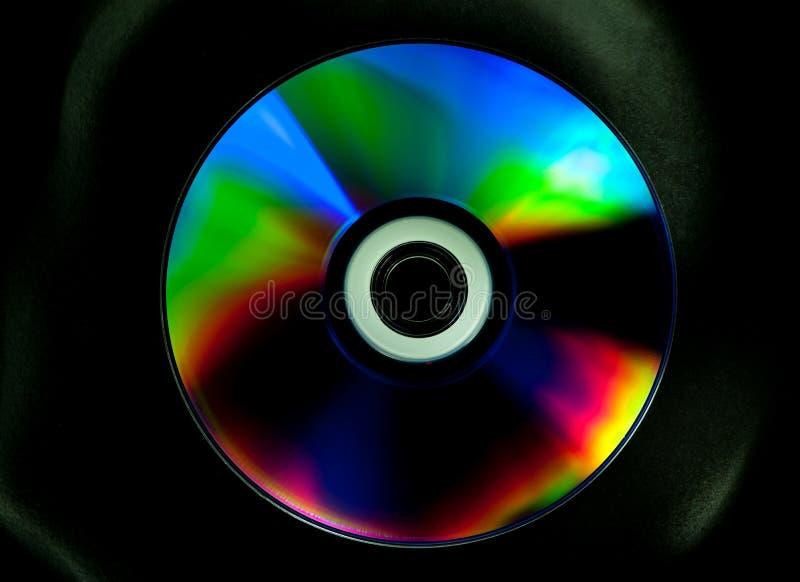 Download CD- och DVD-skiva arkivfoto. Bild av close, register - 76703536