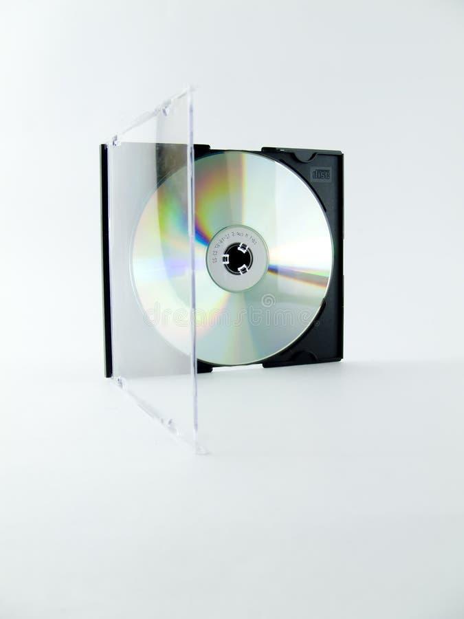 cd packeplain royaltyfri bild