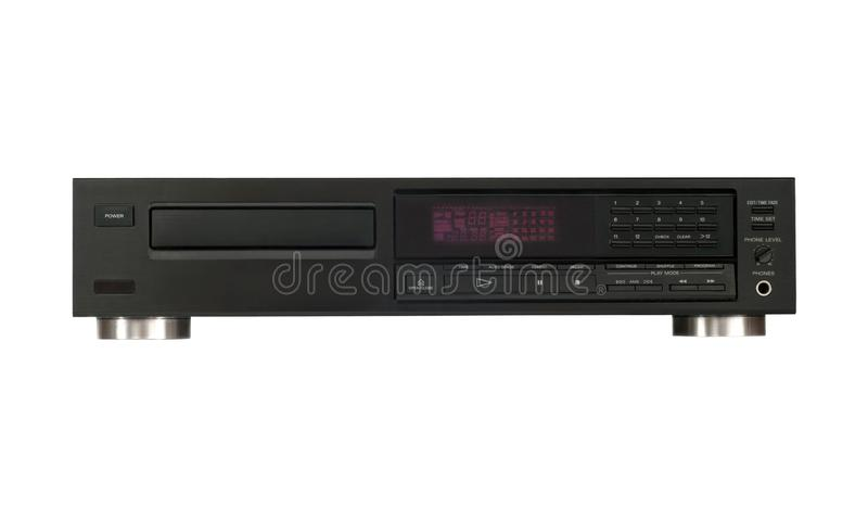 CD-Player lizenzfreie stockfotografie
