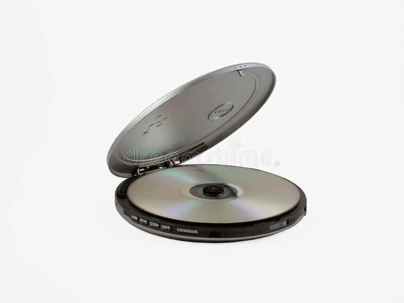 CD-player stock photography
