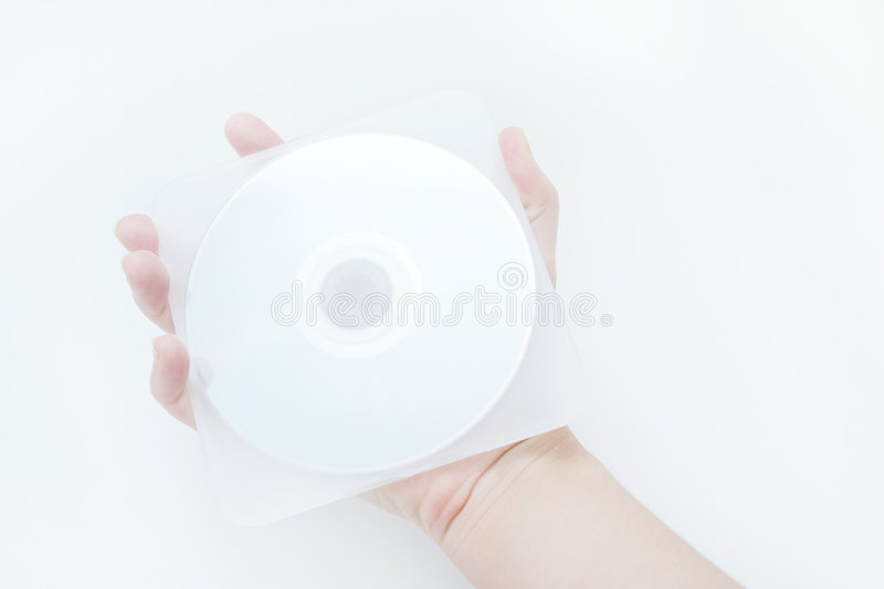 Cd presentation 3 royalty free stock images