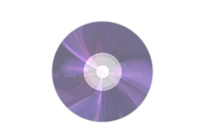 Cd Render Royalty Free Stock Image