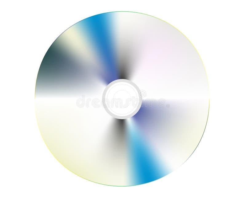 CD-ROM vektor abbildung