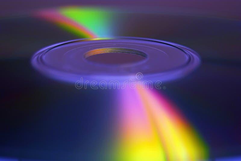 Cd-Rom. Abstract cd-rom image royalty free stock photos