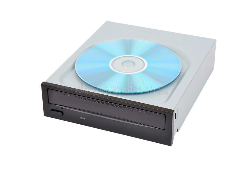 CD-ROM e disco fotografia stock