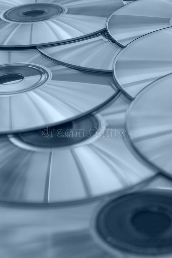 Free CD S Stock Photography - 4825712