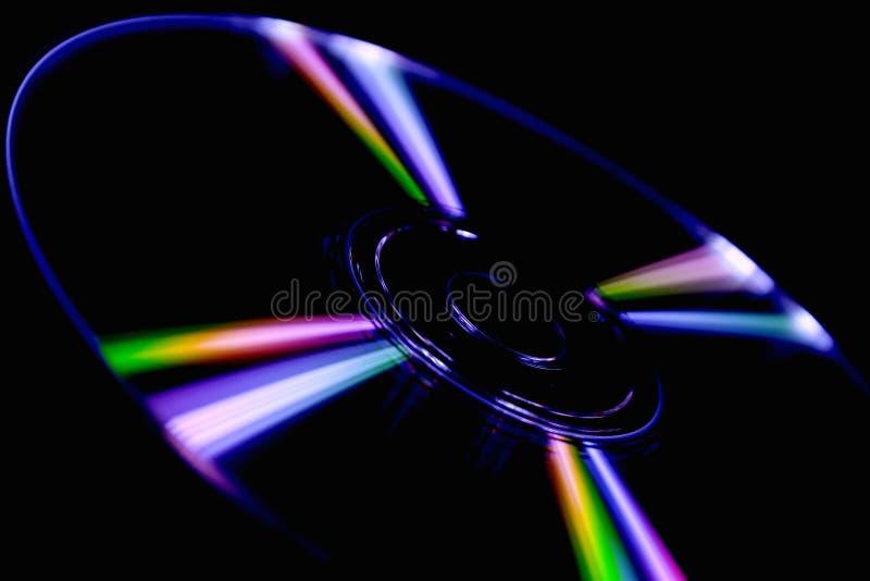 Download CD schijf stock afbeelding. Afbeelding bestaande uit blauw - 286911
