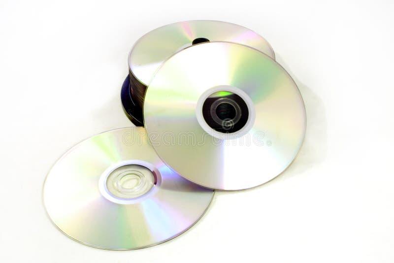 cd-skiva royaltyfri bild