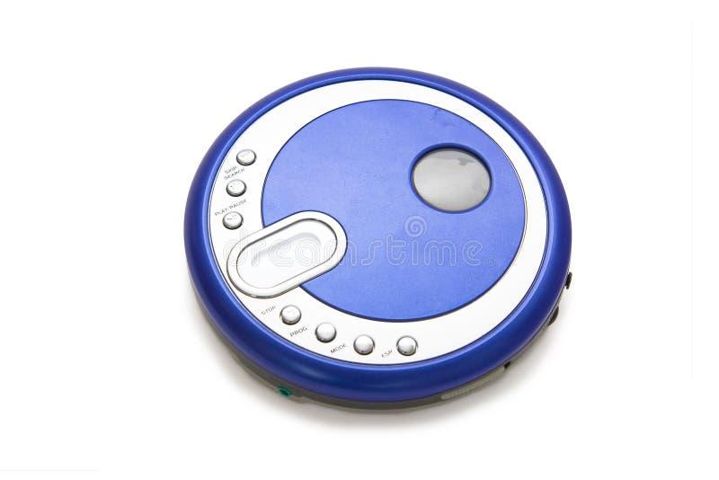 CD speler stock afbeelding