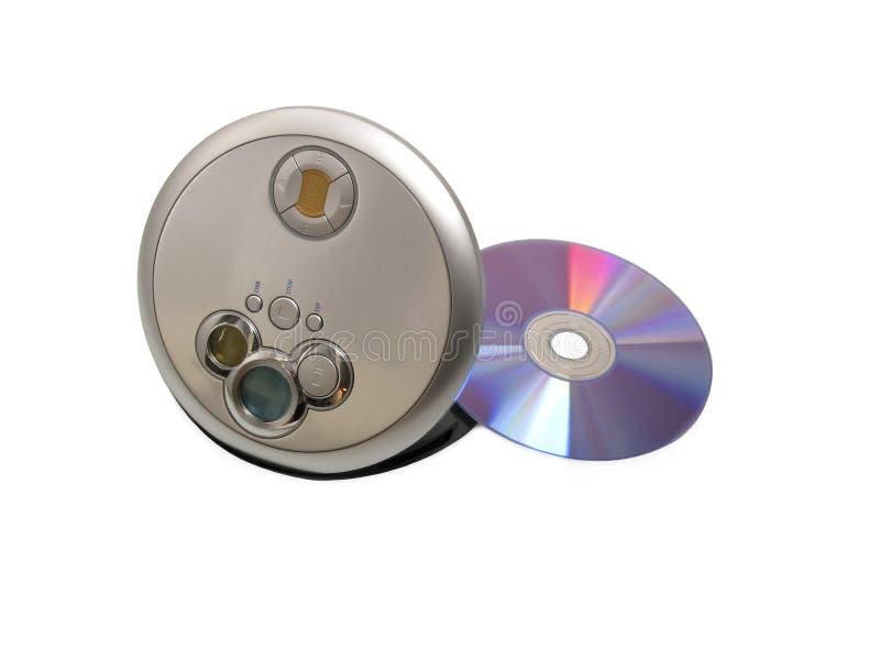 CD-Spieler stockbild