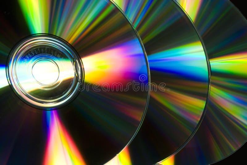 CD Tehnology Royalty Free Stock Photos
