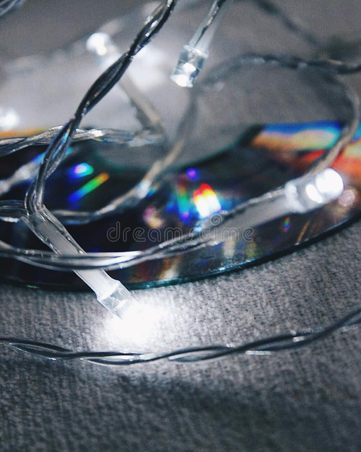 CD image stock