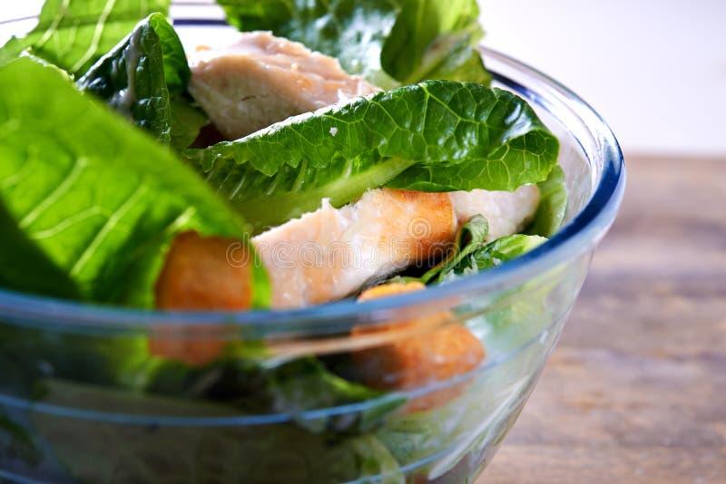 Ceaser салата стоковое изображение rf