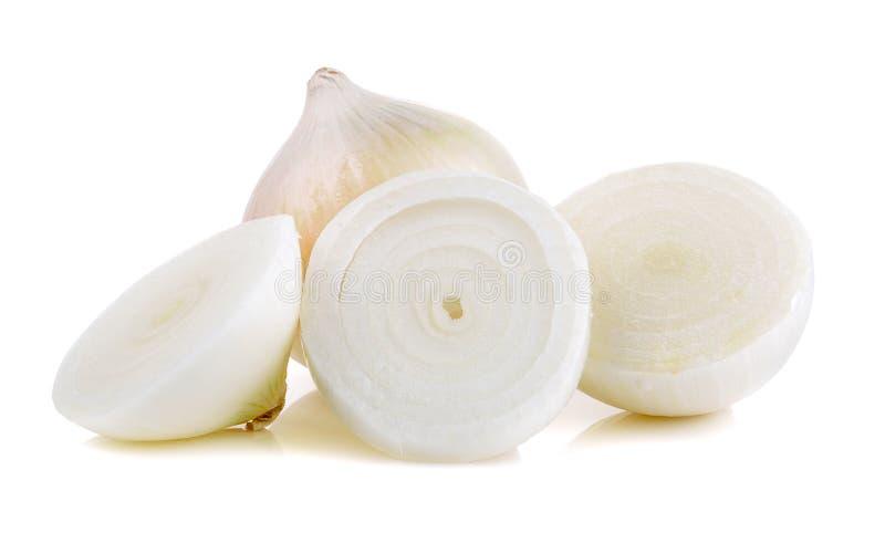 Cebolla blanca imagenes de archivo