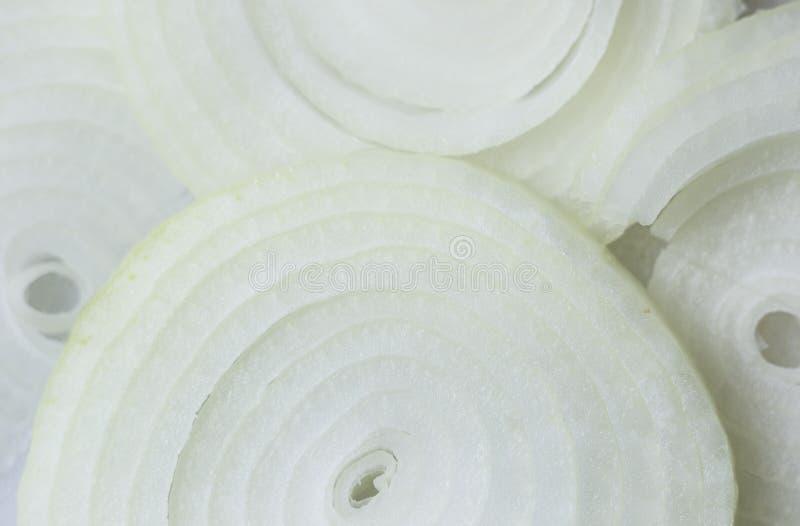 Cebollas = foto de archivo libre de regalías