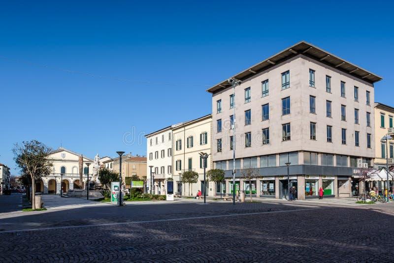 Cecina, Livorno, Tuscany, Italy stock image
