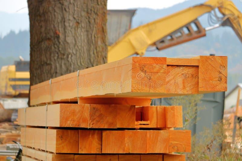 Cedar Boards por encargo local fotografía de archivo libre de regalías