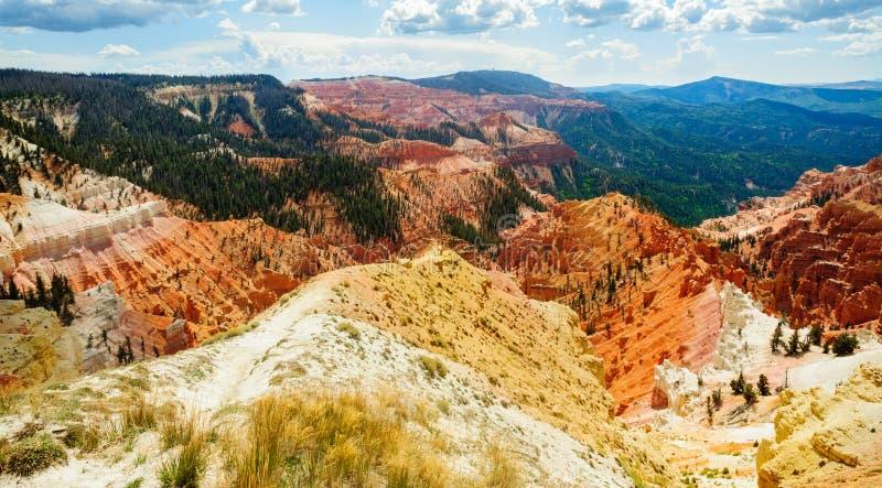 Cedar Breaks National Monument fotografie stock libere da diritti