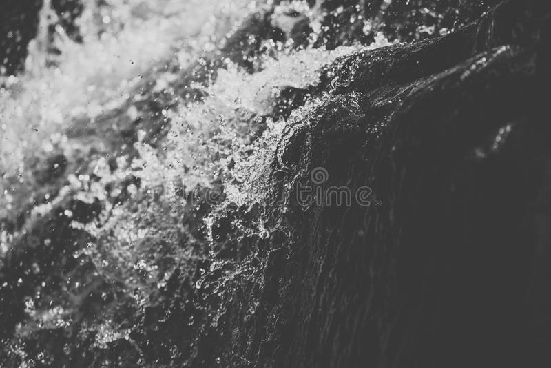 Cedar creek in Samford, Queensland. Beautiful Cedar Creek in Samford, Queensland stock photos