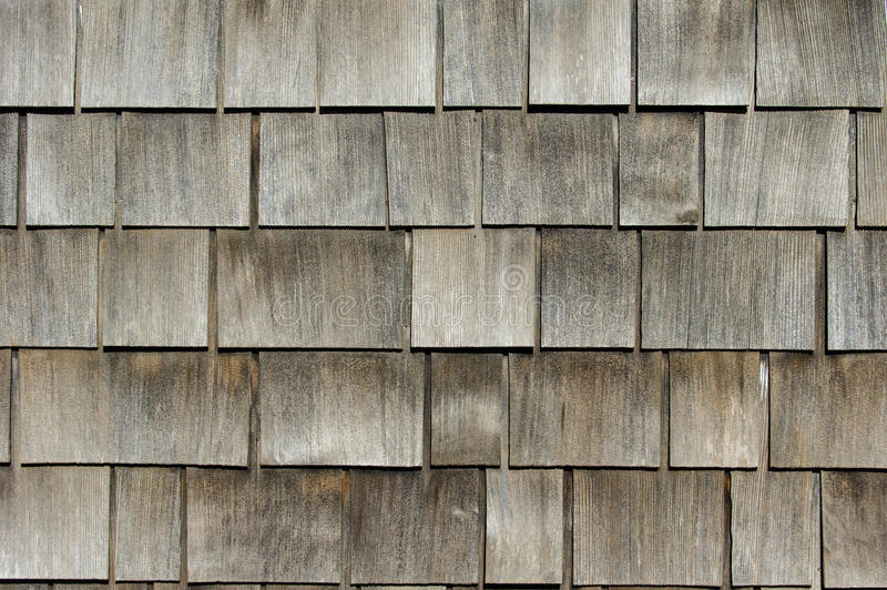 Cedar Shake Shingles On Roof Stock Photo Image Of Wood