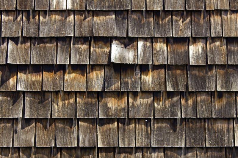 Cedar shingles stock photos