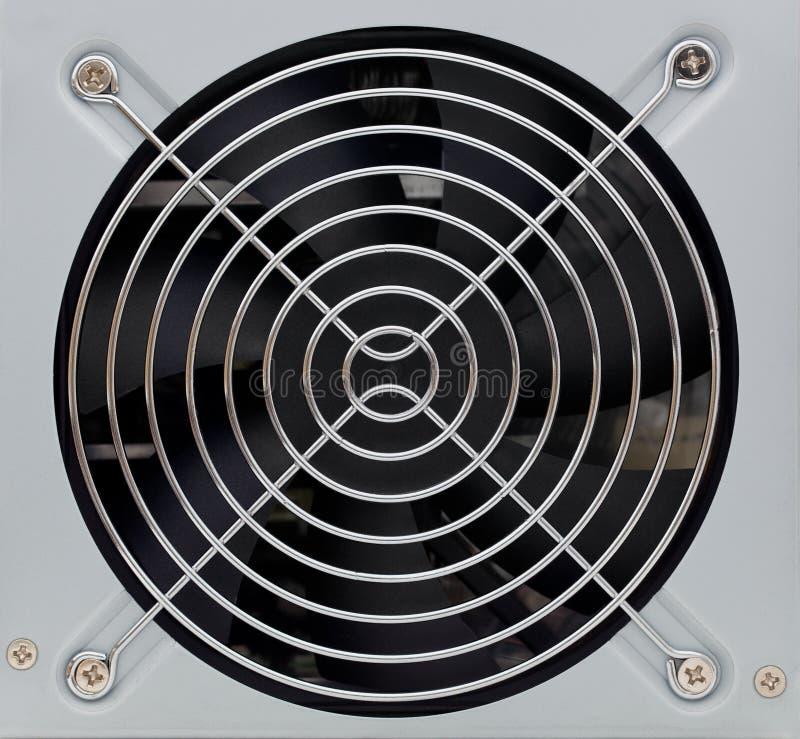Cedazo de la ventilación fotografía de archivo libre de regalías