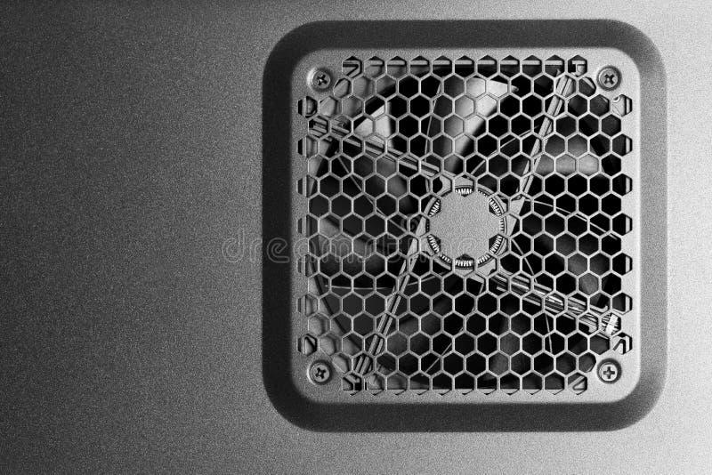 Cedazo de la ventilación imagen de archivo