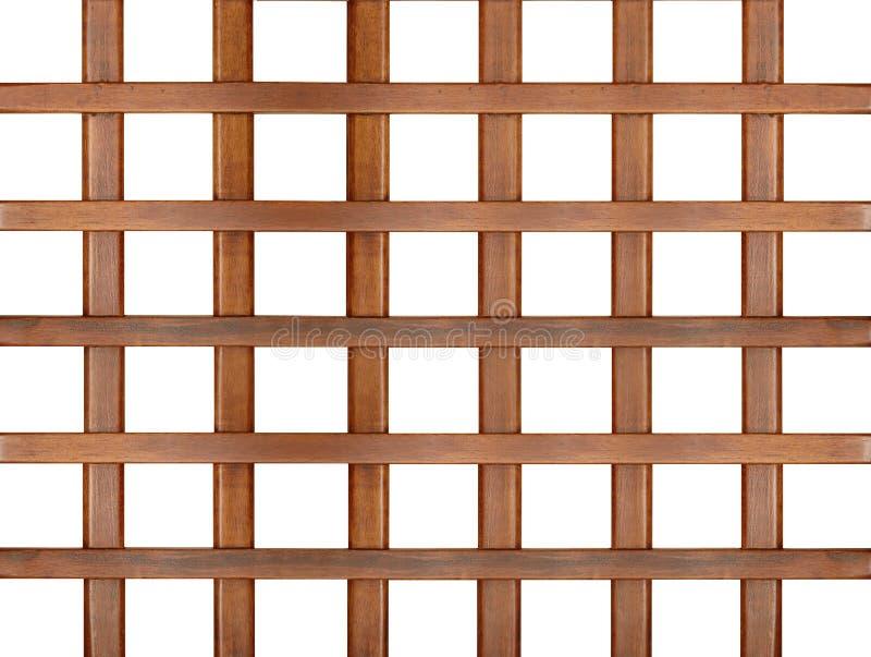 Cedazo de madera aislado fotos de archivo
