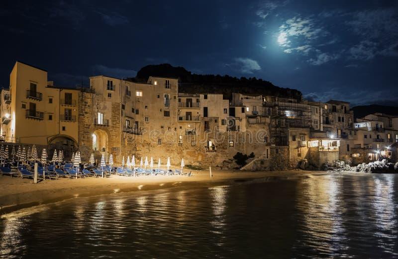 Cefalu - Сицилия - Италия стоковая фотография