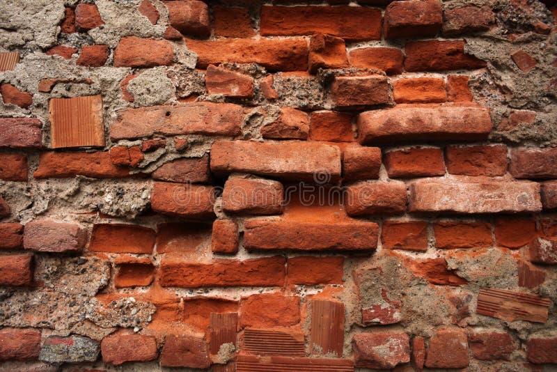 Download Cegły ściana Stara Rujnująca Zdjęcie Stock - Obraz złożonej z dekady, blotch: 13336720