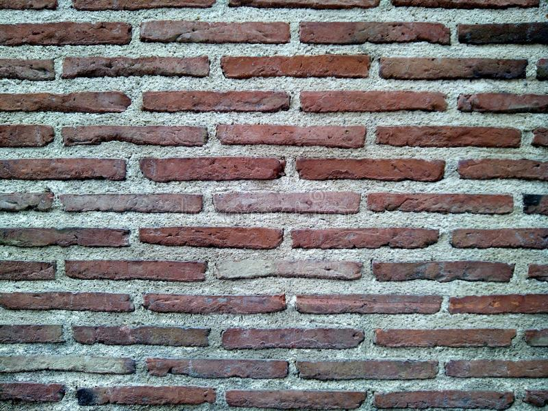 Cegły ściany tekstura obraz stock