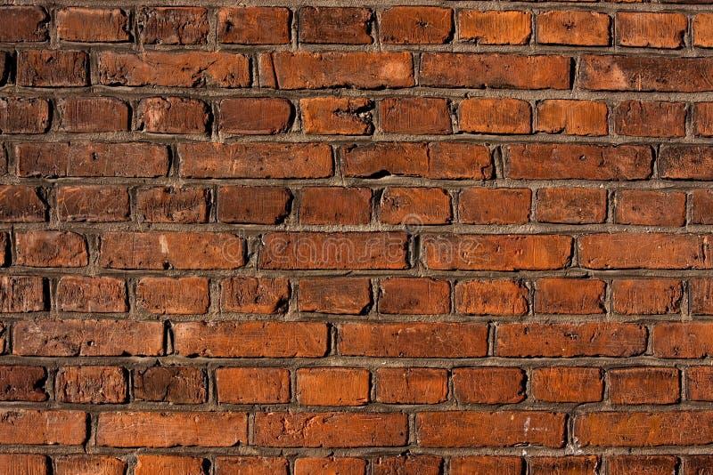 cegły pomarańczowe fotografia stock
