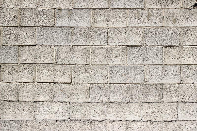 Cegieł szarość ściany kamiennego tła szorstka tekstura obraz royalty free