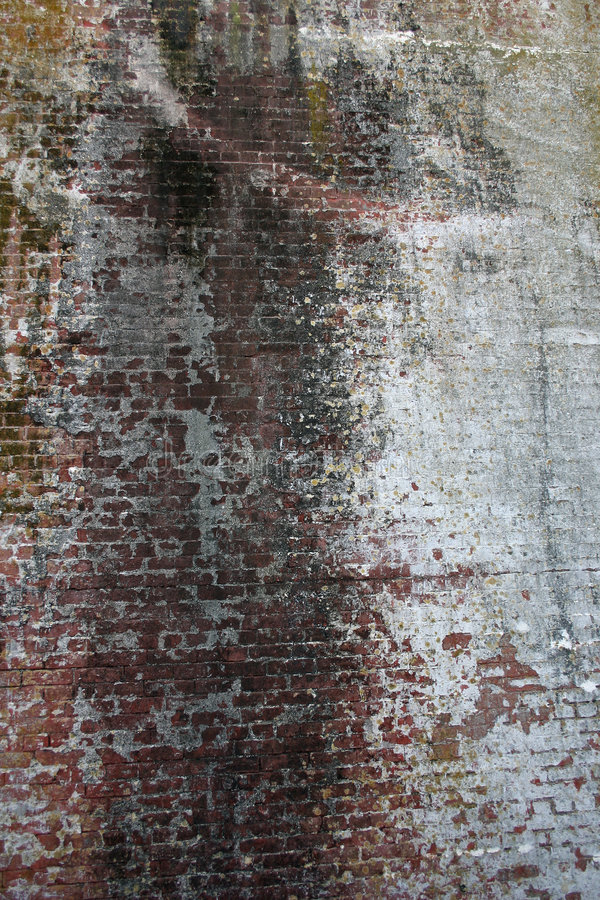 ceglana ściana tekstury zdjęcia stock