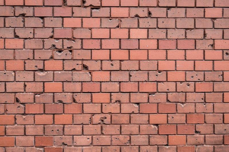 Ceglany kamiennej ściany tło - brickwork tekstura zdjęcie stock