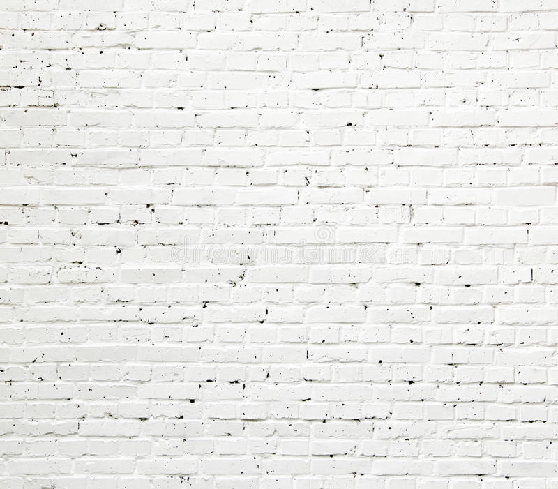 ceglany tekstury ściany biel obrazy royalty free